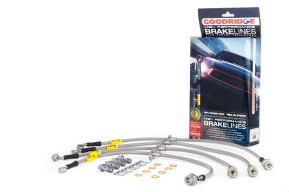 Goodridge SS Brake Line Kit (14-16 MDX)-SAIKOSPEED
