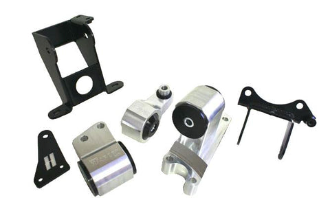 Hasport Full Motor Mount Kit (06-11 Civic)-SAIKOSPEED