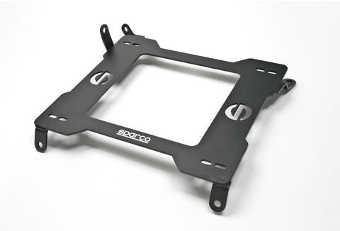 Sparco 600 Series Seat Base: Passenger Side (00-06 S2000)-SAIKOSPEED