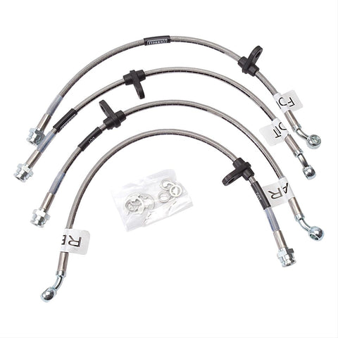 Russell Performance Stainless Brake Lines (00-06 S2000)-SAIKOSPEED