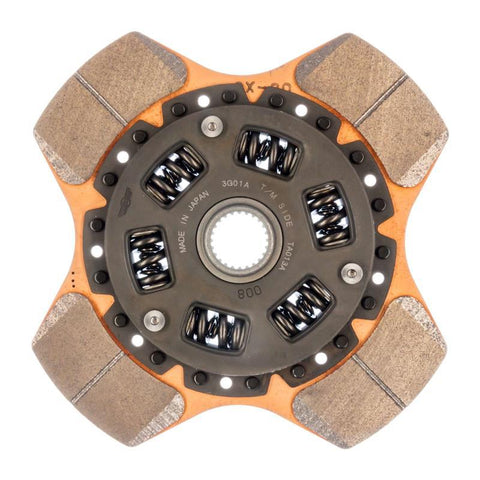 Exedy 92-01 Acura Integra 1.7L/1.8L Replacement 4 Puck Clutch Disc (For 08950AP4/08950BP4/08952P4)-SAIKOSPEED