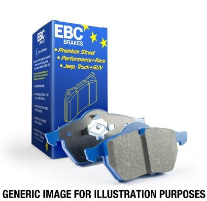 EBC Bluestuff Rear Brake Pads (12-15 Civic Si)-SAIKOSPEED