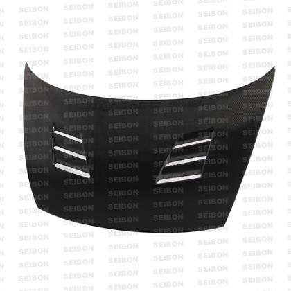 Seibon Sedan TM Style Carbon Fiber Hood (06-11 Civic)-SAIKOSPEED