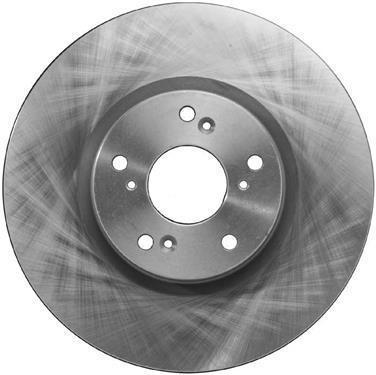 Stoptech Centric TWO Front Rotors (12-15 Civic Si)-SAIKOSPEED
