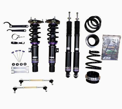 D2 Racing RS Coilovers w/ ADS Module (16+ Civic)-SAIKOSPEED