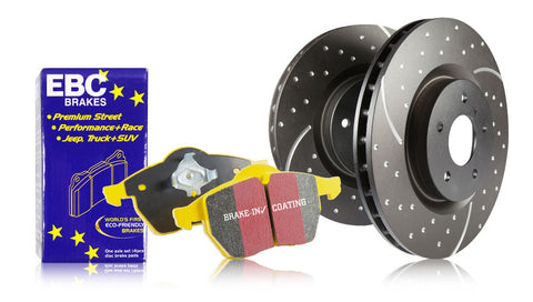 EBC Rear S5 Yellowstuff Brake Pads and GD Rotors (00-09 S2000)-SAIKOSPEED