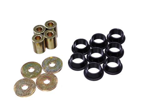 Energy Suspension Black Rack and Pinion Bushings (00-09 S2000)-SAIKOSPEED