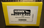 Hawk Ceramic Brake Pads: Front (00-09 S2000)-SAIKOSPEED