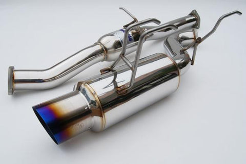 Invidia N1 Cat-Back Single Exhaust (00-09 S2000)-SAIKOSPEED