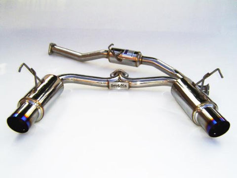 Invidia N1 Cat-Back Dual Exhaust (00-09 S2000)-SAIKOSPEED