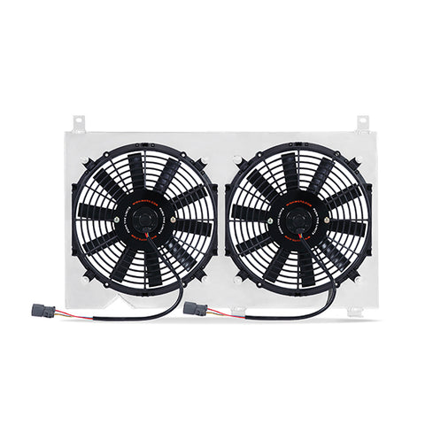 Mishimoto Aluminum Fan Shroud Kit (00-09 S2000)-SAIKOSPEED