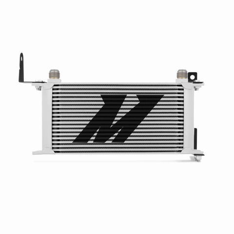 Mishimoto Silver Oil Cooler Kit (00-06 S2000)-SAIKOSPEED
