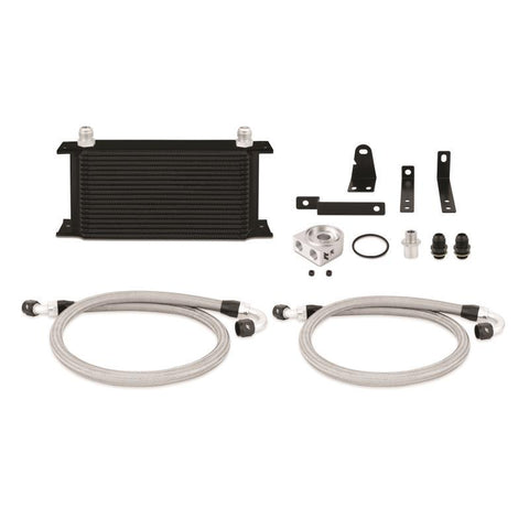 Mishimoto Black Oil Cooler Kit (00-06 S2000)-SAIKOSPEED