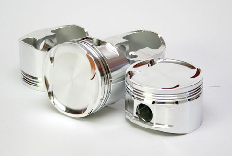CP Pistons 87.5mm Bore 10.0:1 Compression Pistons (00-09 S2000)-SAIKOSPEED