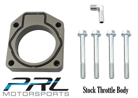 PRL Throttle Body Adapter (12-15 Civic Si)-SAIKOSPEED