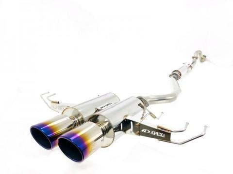 Apexi N1 Evolution-X Axle Back Exhaust (17+ Type R)-SAIKOSPEED