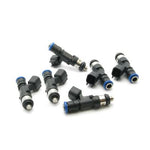DeatschWerks 750cc Injectors - Set of 6 (09-20 370z)-SAIKOSPEED