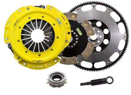 ACT XT/Race Rigid 6 Pad Clutch Kit (13-19 86/BRZ/FRS)-SAIKOSPEED