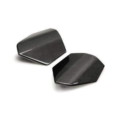 Seibon Carbon Fiber Rear Roof Trim (17+ Type R)-SAIKOSPEED