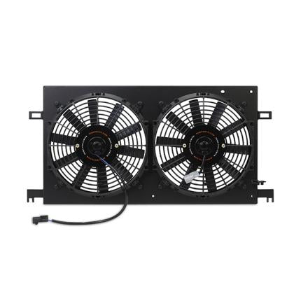 Mishimoto Performance Black Aluminum Fan Shroud (13-18 86/BRZ/FRS)-SAIKOSPEED