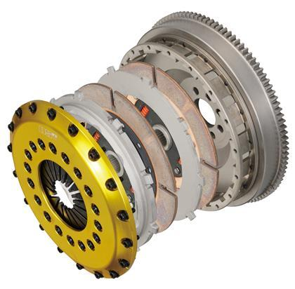 OS Giken Twin Plate Clutch w/ Extreme Lightened FW 184mm - Special Order (09-20 370z)-SAIKOSPEED