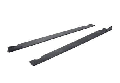 Seibon TA Style Carbon Fiber Side Skirts Pair (13-14 86/BRZ/FRS)-SAIKOSPEED