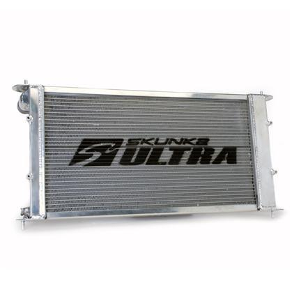Skunk2 Ultra Series Radiator w/ Built-in Oil Cooler (13-18 86/BRZ/FRS)-SAIKOSPEED