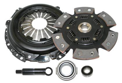 Comp Clutch Stage 1 - Gravity Clutch Kit **TOB NOT Included** (09-20 370z)-SAIKOSPEED