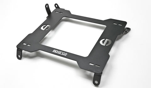 Sparco 600 Series Seat Base: Driver Side (06-09 S2000)-SAIKOSPEED