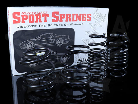 Swift Spec-R Lowering Springs (17+ Type R)-SAIKOSPEED