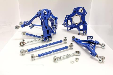 Wisefab Rear Suspension Kit (09-20 370z)-SAIKOSPEED