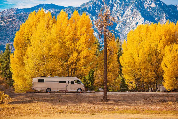 Fall Foliage - Getting your RV Camper Ready for Autumn