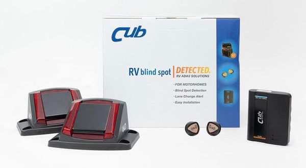 RV Blindspot Motorhome Kit
