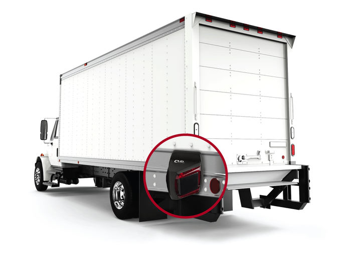 Blind Spot For Commercial Trucks