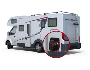 RV Blind Spot For Motorhomes