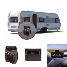 RV Blind Spot For Towables