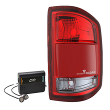 Blind Spot For Integrated Tail Lights