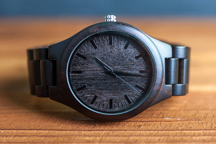 5 reasons why WOODEN WATCH gifts is ideal for your boyfriend (2019)