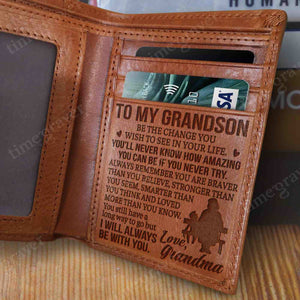 RV1078 - If You Never Try - Wallet