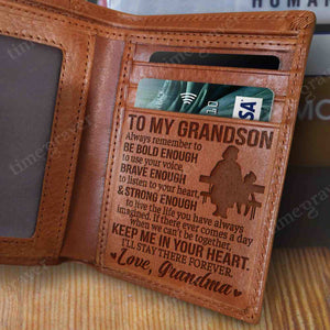 RV1092 - Live Your Life - Wallet