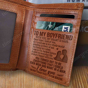 RV1108 - You Found Me - Wallet