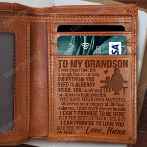 RV1109 - Always Be Safe - Wallet