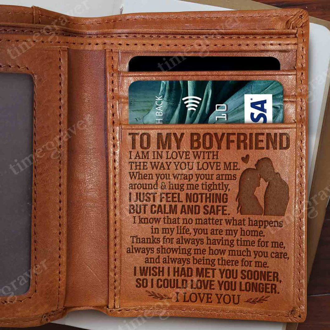 RV1116 - Hug Me Tightly - Wallet