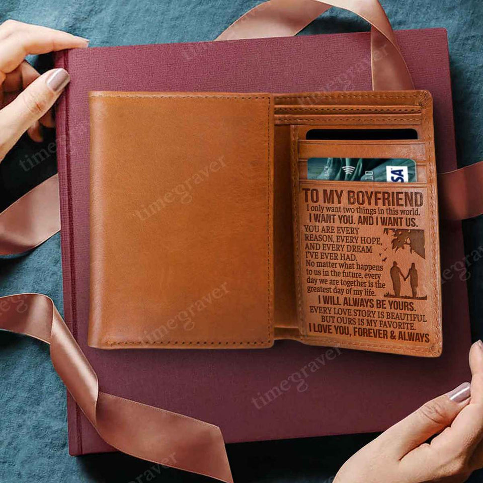 RV1141 - You Are Every Reason - Wallet