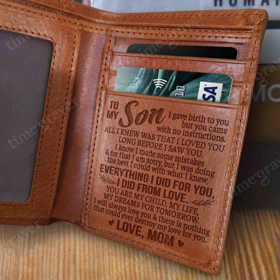 RV1145 - My Dreams For Tomorrow - Wallet