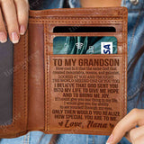RV1158 - The World Needed You - Wallet