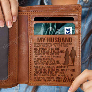 RV1240 - Married The Right Man - Wallet