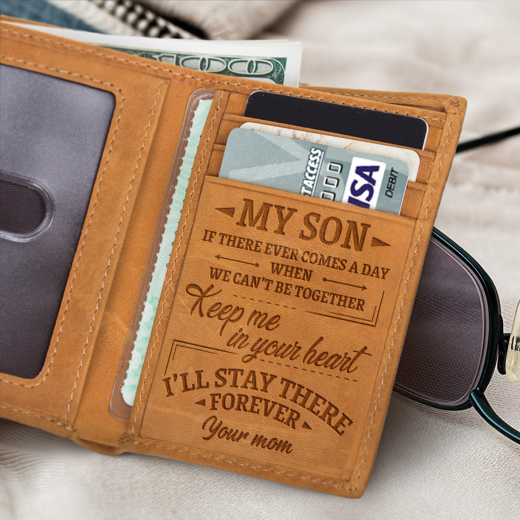 RE2060 - In Your Heart - Trifold Wallet