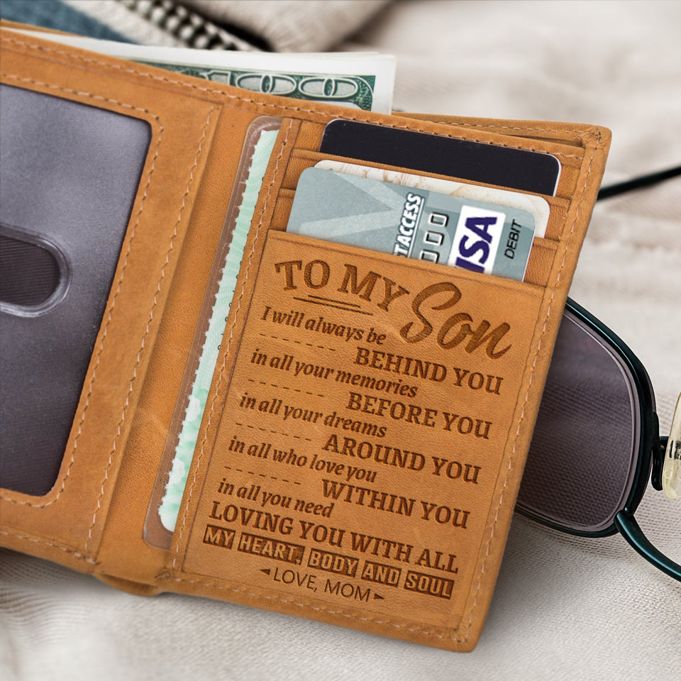 RE2065 - Body And Soul - Trifold Wallet