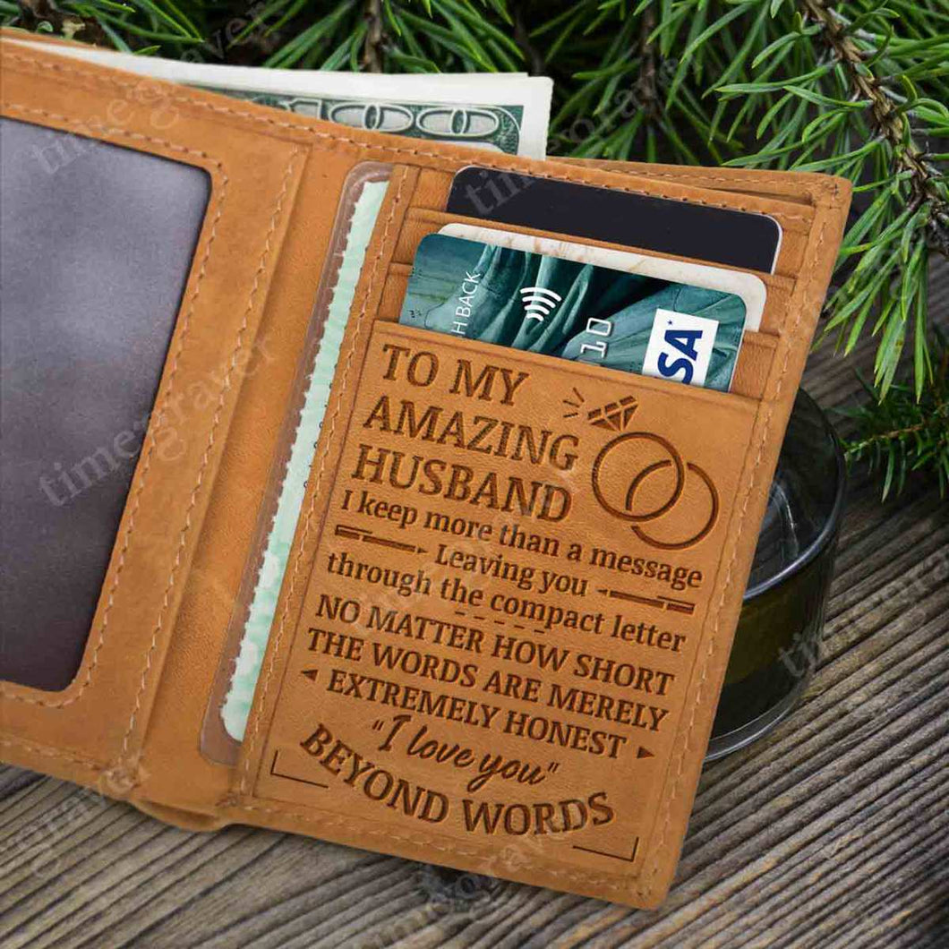 RE2412 - Compact Letter - Trifold Wallet